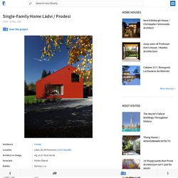 Single-Family Home Ládví / Prodesi