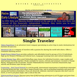 Single Traveler