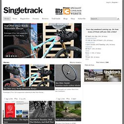 Singletrack Magazine | Home