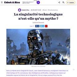 La singularité technologique n'est-elle qu'un mythe?