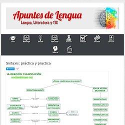 Sintaxis: práctica y practica