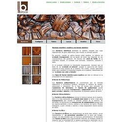 Barniz Sintético - Cómo Barnizar Muebles de Madera