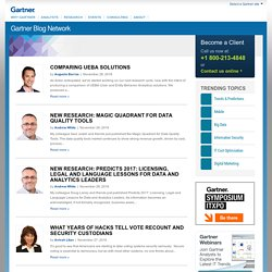 Jim Sinur — A member of the Gartner Blog Network