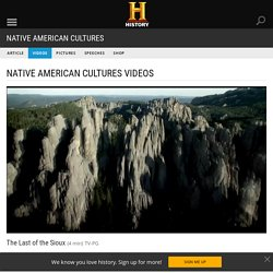 The Last of the Sioux Video - Native American Cultures
