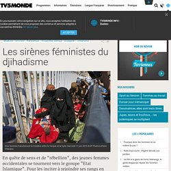 Les sirènes féministes du djihadisme