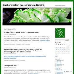 Sisohpromatem (Marco Vignolo Gargini)
