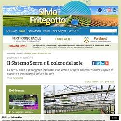 Il Sistema Serra e il calore del sole - News - Silvio Fritegotto