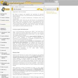 Sistemi Informativi MIUR - Reti di scuole
