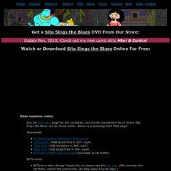 Sita Sings the Blues : Film d'animation autour de l'égalité des sexes (libre de droit)