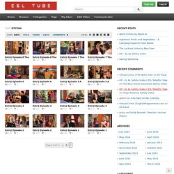 sitcom Archives - Page 2 of 2 - ESL TubeESL Tube