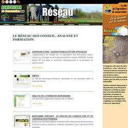 A2C le site de l'agriculture de conservation