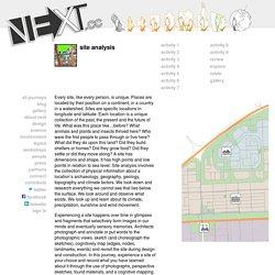 Site Analysis - NEXT.cc