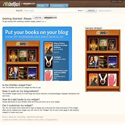 The Site for Books & Readers - Shelfari