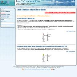 Site des CIO du Vaucluse