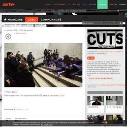 Le site de CUTS / CUTS die Website