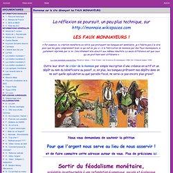 le site dénonçant les FAUX MONNAYEURS-Mozilla Firefox