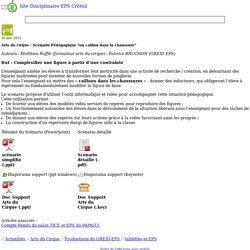 Site Disciplinaire EPS Créteil