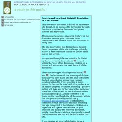 Site Explanation