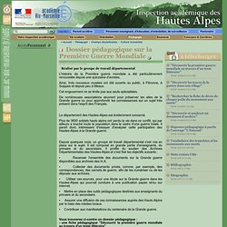 Site IA05 - Culture humaniste