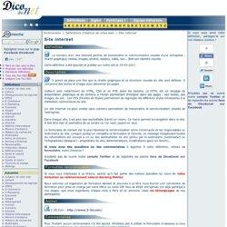 Un site internet, à quoi ça sert ? - Définition de Site internet