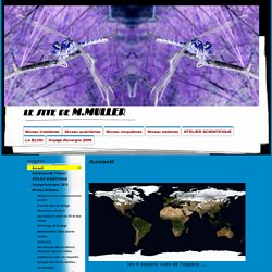 le site de M.MULLER