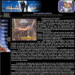 Site Mézières - Cinema - 5eme element