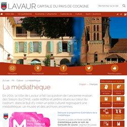 Site officiel de la ville de Lavaur