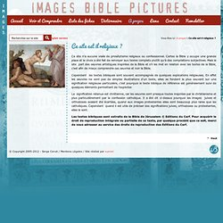 Images Bible