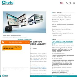 What is Sitecore CMS and DMS Platforms Solutions