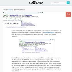 Conseils en référencement naturel – blog SEO