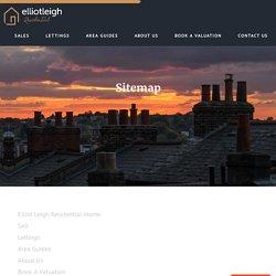 Sitemap - Elliot Leigh Residential