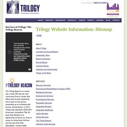Career Opportunities - Trilogy Inc. -Training: Clinical Internship At Trilogy