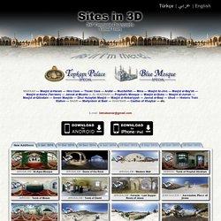 Sites in 3D