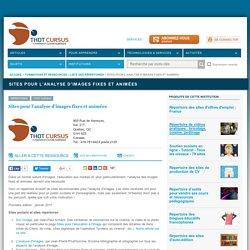 Sites pour l'analyse d'images fixes et animées