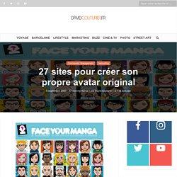 27 sites pour créer son avatar original « David Couturier // Le blog du co-fondateur de Plazzle.com