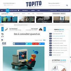 Top 10 des sites à consulter quand on s'ennuie
