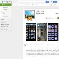 Sites in VR - App su Google Play