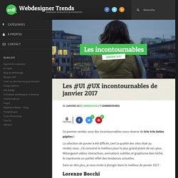 Les sites web incontournables (janvier 2017)