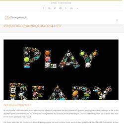5 sites de jeux interactifs sympas pour le FLE -