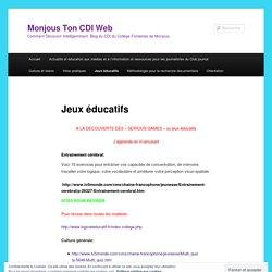 Monjous Ton CDI Web