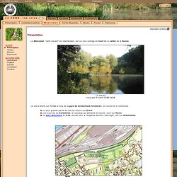 MOB - La CEBE, les sites - Moeraske - Présentation