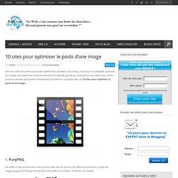 10 sites pour optimiser le poids d'une image
