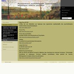 Sites Psy - SNPPsy