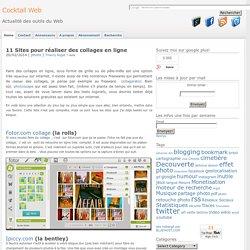 10 Sites pour réaliser des collages en ligne