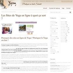 Les Sites de Yoga en ligne à quoi ça sert ? - Blog Yogimag
