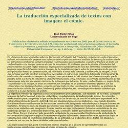 Sitio web de José YUSTE FRÍAS