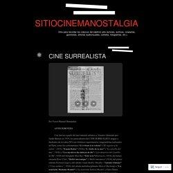 sitiocinemanostalgia