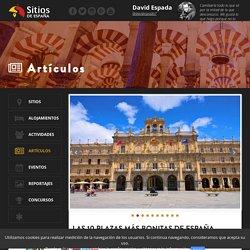 Sitios de España. Artículo Las 10 plazas más bonitas de España.