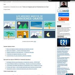 7 Sitios con Imágenes para tus Presentaciones en el Aula