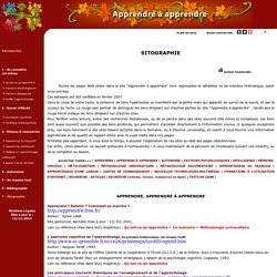 Sitographie